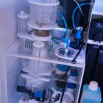珊瑚飼育に必要な機材は全て標準装備