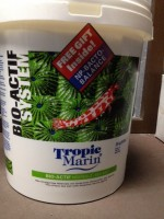 TM Bio Actif sea salt 25kg (750L) 入荷しています
